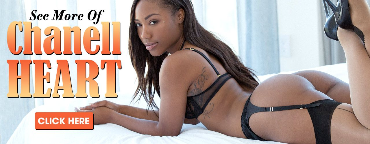 Check out our new upcoming star, Chanell Heart!