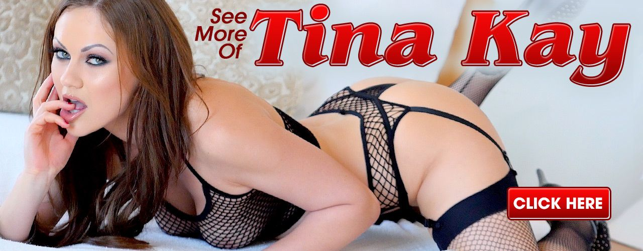 Tina Kay has a magical pair of knockers and bedroom eyes that will make you cream! Check her out here.