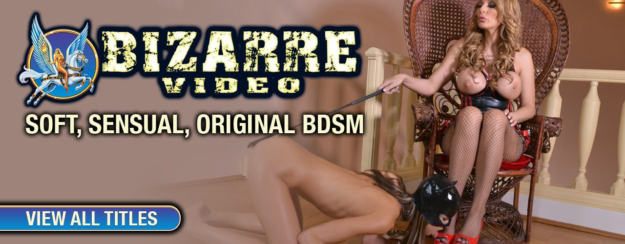 Bizarre Video brings you soft, sensual and original BDSM! Check out their movies here!