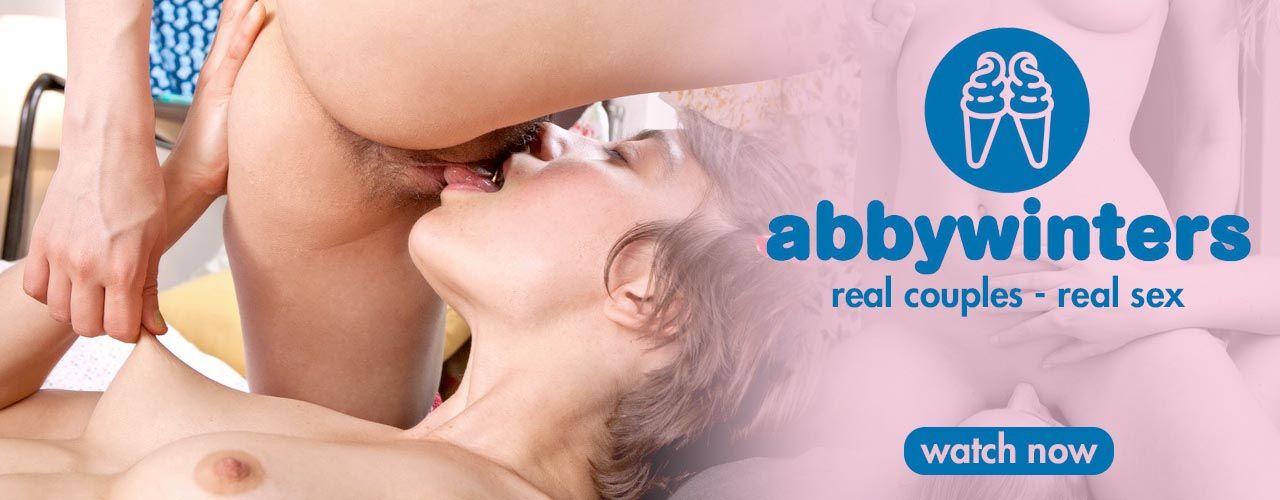 Real couples, real sex. That's what Abby Winters is all about! Check out their movies here!