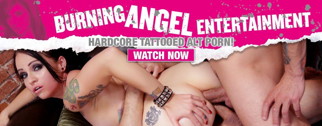 Burning Angel Entertainment brings you the best hardcore tattooed alt porn!
