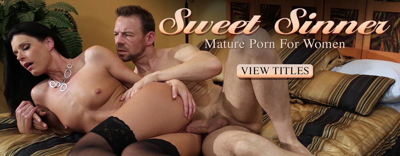 Watch the lastest matire porn for women by Sweet Sinner!