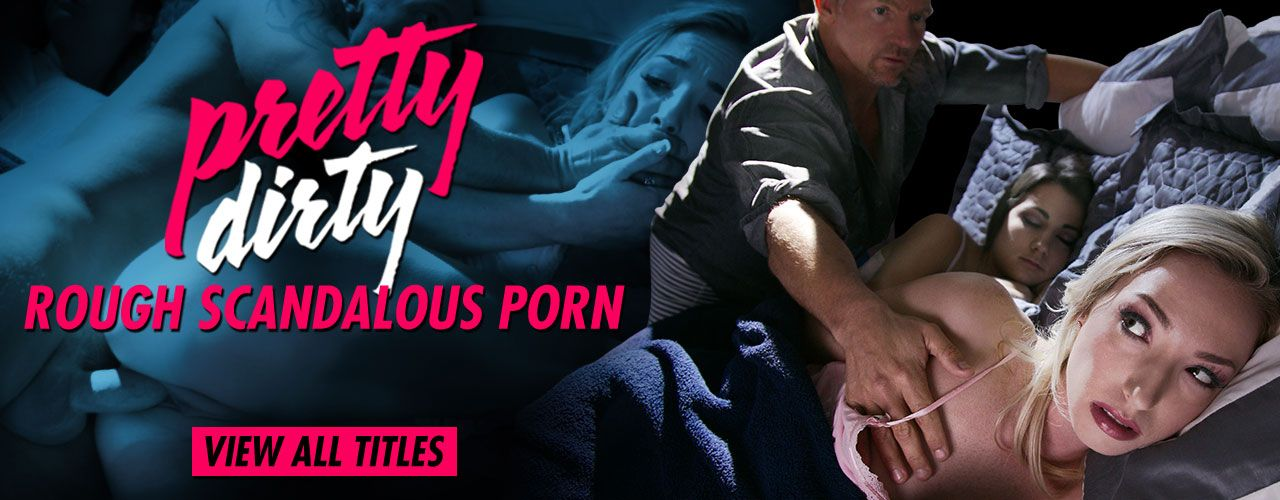 Pretty Dirty is all about rough and scandalous porn! Check them out here!