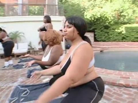 Big Fat Black orgie nu Babes photos