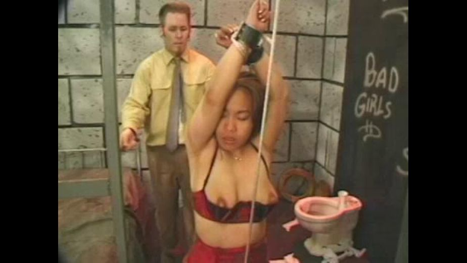 She Is Caged For Milking, starring Sue Ly Wong, produced by Totally Tasteless Video. Video Categories: Natural Breasts, BDSM and Fetish.