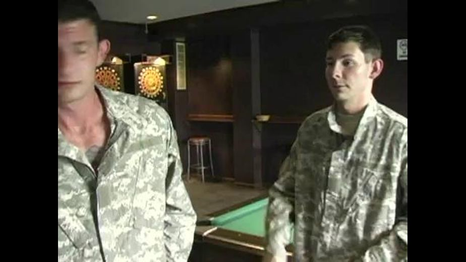 Experienced Soldier and the Punk Recruit, starring Ryan Sneaux and Ricky Sinz, produced by Corkscrew Media Group. Video Categories: Muscles, Military and Anal.