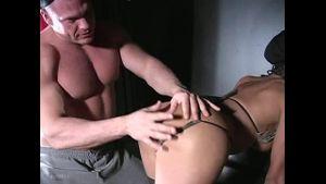 Muscleman Loves His Feminine TS Micka.