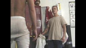 Caught Sniffing Underwear.