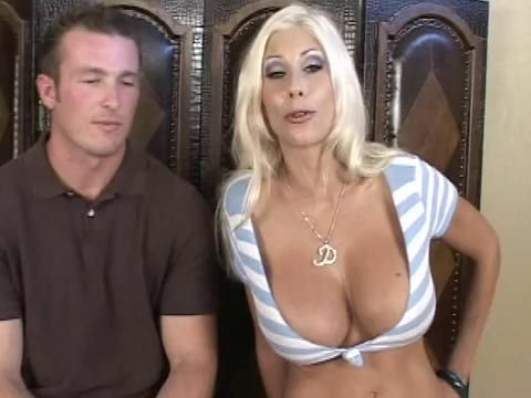 Big tits with french lessons