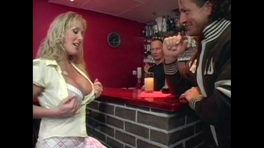 Blonde British Pub Mama in Prague, produced by Blue Coyote Pictures. Video Categories: Blondes, Big Tits, MILF and Threeway.