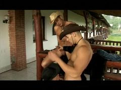 Diamond's Cowboys: Western Muscle 4 - Scene 2