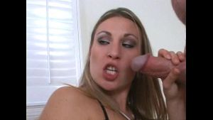 Harmony Rose Measures a Dick.