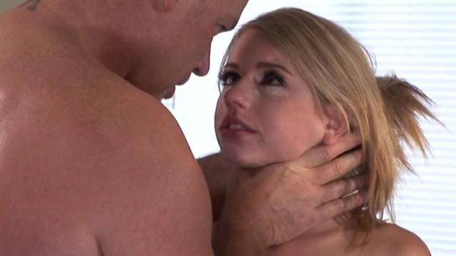 Lexi Belle Rough Choke | BDSM Fetish