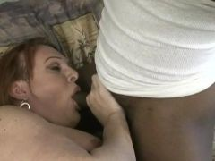 A Shemale Gang Bang: The Interracial Version - Scene 1