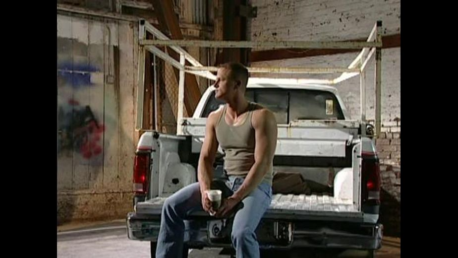 Tough Men in the San Francisco Alley, starring Thom Barron and Enzo Grimaldi, produced by Falcon Studios Group and Hot House Entertainment. Video Categories: Threeway, Muscles and Blowjob.