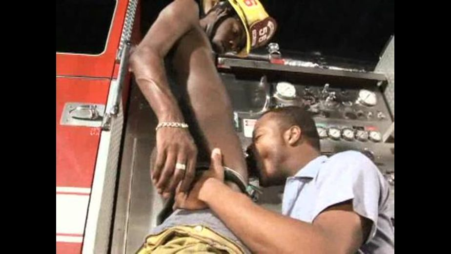 Mandingo Fireman Fucker, produced by Black Steele. Video Categories: Safe Sex.