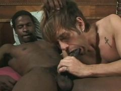 My Dad Loves Black Cock - Scene 4