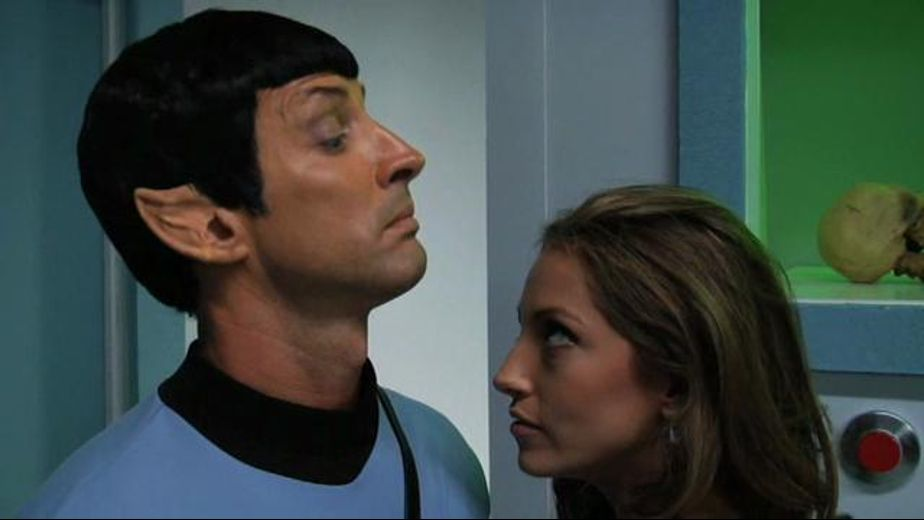 Captain Kirk and Spock Reunite, starring Jenna Haze and Tony De Sergio, produced by Hustler. Video Categories: Adult Humor.