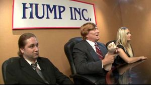 Who Gets The Donald's Phony Fist?.
