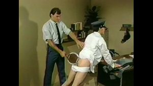 Spanking Punishment Gone Wrong.