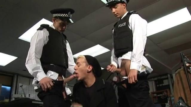 Policeboy will jamieson seth dylan parker