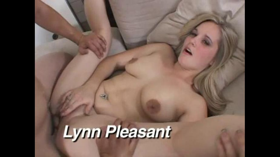 Lynn Pleasant Will Fuck Everyone, produced by White Ghetto. Video Categories: Gonzo, Threeway and Cream Pies.