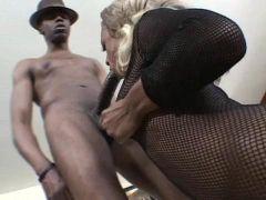 Interracial traney sex