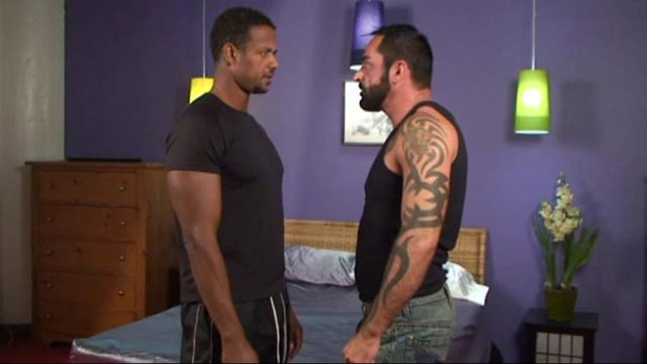 My Time Is Worth Money So Suck My Black Dick, starring Tom Colt and Aron Ridge, produced by Top Dog Production and Magnus Productions. Video Categories: Black, Interracial and Blowjob.