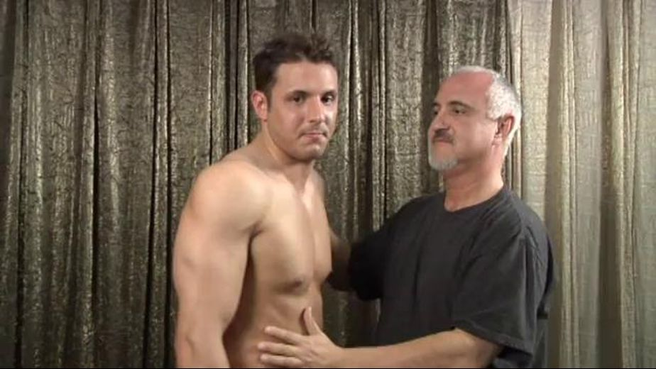 Taking Advantage of The Muscle Man, starring Jake Cruise and Pat Bateman, produced by Jake Cruise Media. Video Categories: Massage and Muscles.