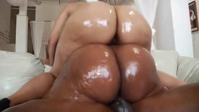 Japanese big tits and ass bonfage