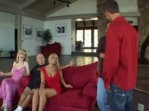 Sammie Backroom Casting Couch