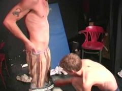 Pierre Fitch And The Scorpio Twins - Scene 1