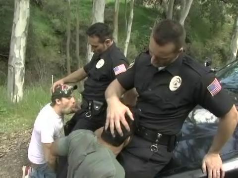 Sex Gay Cop