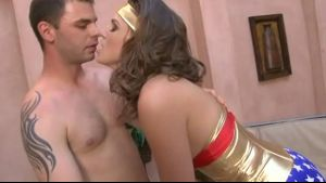 Wonder Woman Saves The Porn Industry.