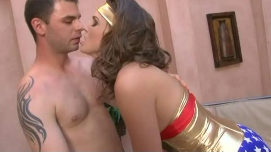 Wonder Woman Saves The Porn Industry, starring Ralph Long and Tori Black, produced by Hardcore Parody and Mile High Media. Video Categories: Adult Humor.