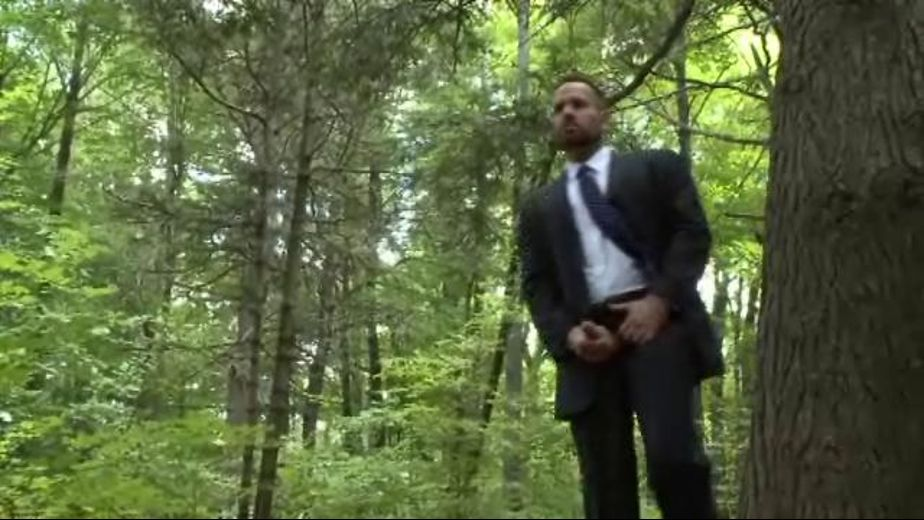 Spying On The Men in Woods, starring Matthew Ford and Chad Brock, produced by Gage Media and Dragon Media. Video Categories: Muscles, Jocks, Masturbation and Blowjob.