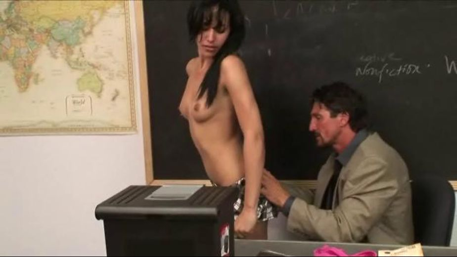 Teacher Is the Subject of Schoolgirl Fantasy, starring Tommy Gunn and Page, produced by Mile High Media and Sweet Sinner. Video Categories: College Girls, Small Tits, Blowjob and Brunettes.