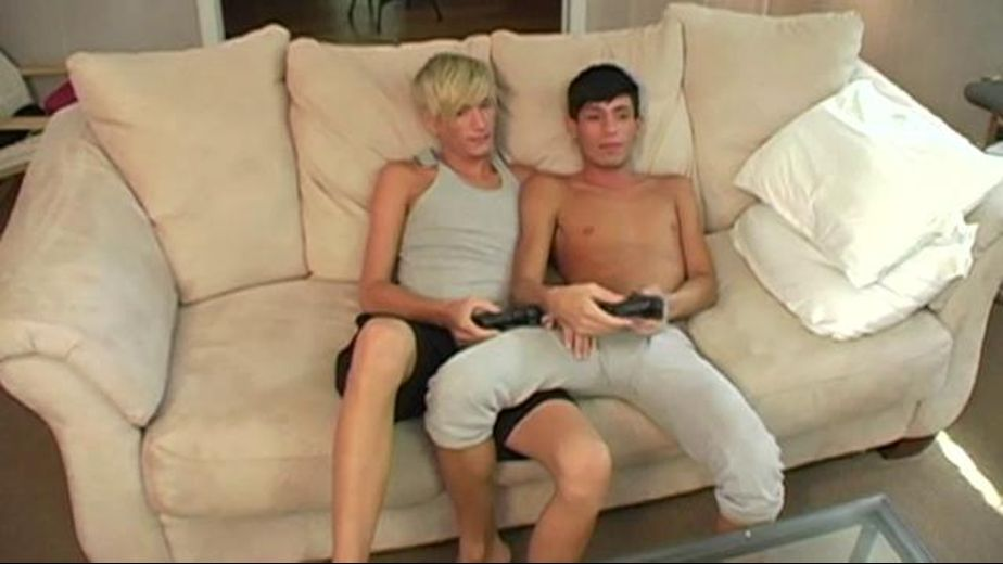 Twinks Up Their Game and Aim to Score, starring CJ Washington and Shane Rogers, produced by CitiBoyz. Video Categories: Blowjob and College Guys.