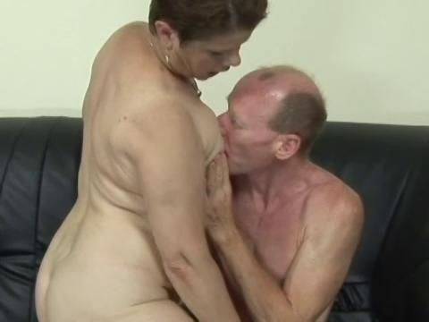 Video of old people having sex