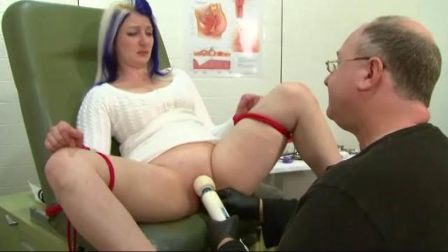 Medical Therapy For The Disobedient Wife, produced by Michael Kahn Productions. Video Categories: Fetish, Anal and BDSM.