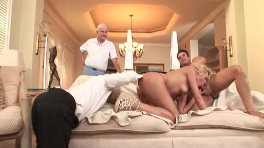 Cuckold Husband Spanks His Wife, starring Dave Cummings, Claudio Meloni and Mrs. D. Ryan, produced by Wildlife Productions. Video Categories: Gonzo, Blowjob, Cuckold, Blondes and Natural Breasts.
