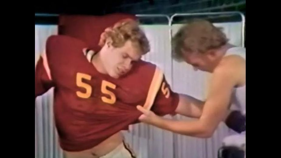 Rock Hard Football Tackle Jocks, starring Don Michaels and Peter Watson, produced by Bijou Gay Classics and Nova. Video Categories: Classic, Muscles and Jocks.