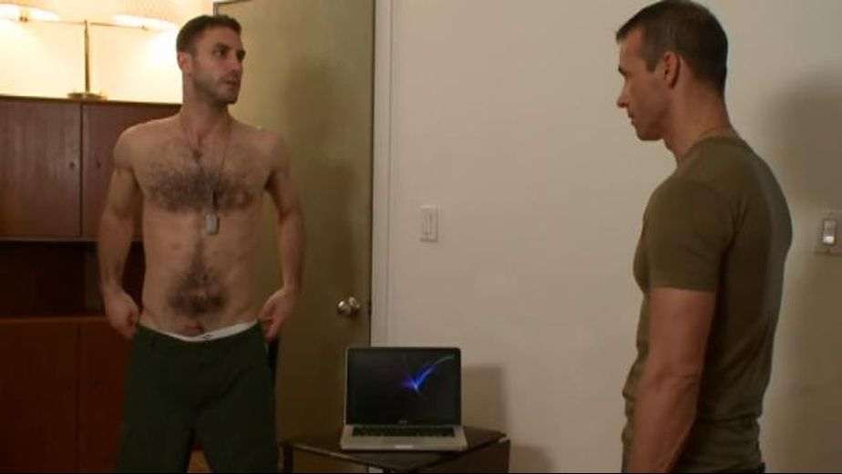Dealing With The Hardest Part, starring Rodney Steele and Tony Bay, produced by Dragon Media. Video Categories: Bear, Muscles, Masturbation, Safe Sex and Military.