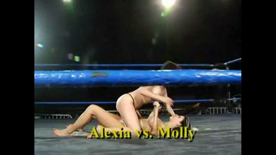 Time For Some Naked MMA, starring Alexia Moore, produced by Bovine Studios. Video Categories: Fetish.