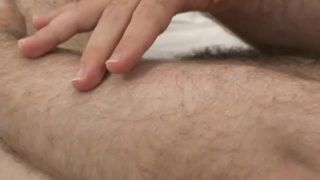 Daddy Bear John X Body Hair Fetish: Hairy Chest, Armpits And Fuzzy Face - Scene 4