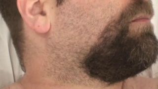 Daddy Bear John X Body Hair Fetish: Hairy Chest, Armpits And Fuzzy Face - Scene 5