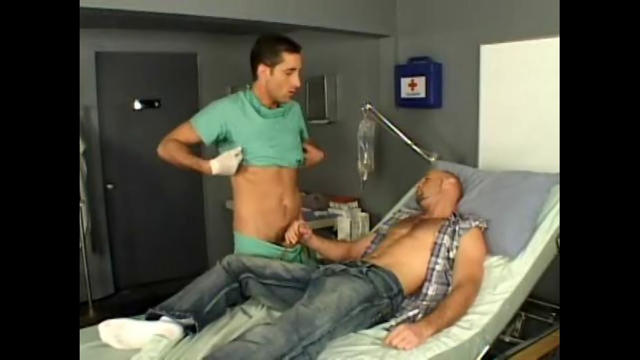 Dr. Nick Will Make You Feel Better, starring Nick Capra and Shane Rollins, produced by Channel 1 Releasing and Rascal Video. Video Categories: Fetish, Big Dick, Masturbation, Muscles and Blowjob.