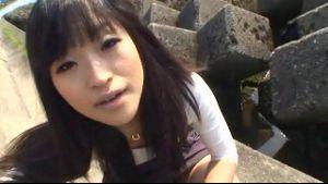 Nubile Japanese Angel Chisato Narita.