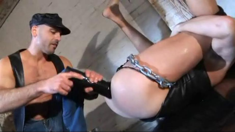 Fisted at Club Inferno, starring Adam Russo and Evan Matthews, produced by Hot House Entertainment and Club Inferno. Video Categories: Leather.