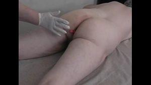 Nurse Jelly Finger Is In.
